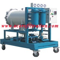 Diesel Fuel Oil Filtering Machine