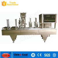 High Quality Automatic Coffee Capsule Filling Machine / Nespresso Coffee Pod Filling