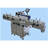Labeling Machine In Production Line