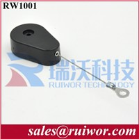 RW1001 Security Pull Box | Retracting Security Cable, Security Pulling Box