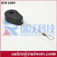 RW1008 Security Pull Box | Retractable for Cables, Cord Retractor
