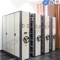 YUYITENG Library Mobile Shelving System