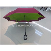 Double Layer Reverted Umbrella Invert Umbrella