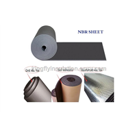 Flexible Nitrile Rubber Foam Pipe/Sheet Insulation