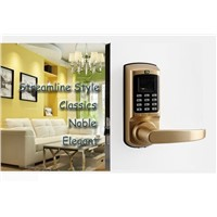 High Standard Code Fingerprint Key Hotel Door Lock