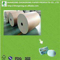PE Coated Art Paper for Soap Wrapping