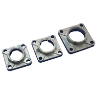 Pillow Block Bearings of Stainless Steel Housing