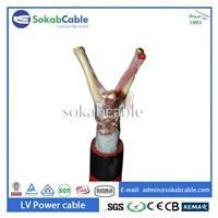 Low Voltage Non Armored Power Cable