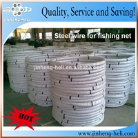 Zinc-Coated Steel Wire for Fishing Net
