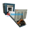 Luwei EXW Price 1200. C Industrial Ceramic Electric Shuttle Kiln for Heating Treatment