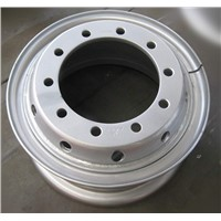 8.50-20 Tube Truck Steel Wheel Milling Vent Hole for Commercial Tyre