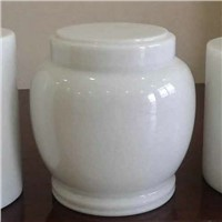 China Wholesale White Marble Urns for Ashes