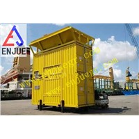 Containerized Mobile Weighing & Bagging Unit Mchinery