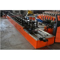 Gear Box Transmission Roll Shutter Door Forming Machine