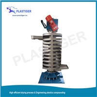 Large Capacity Vibrating Spiral Conveyors with Cooling Function