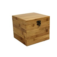 Wooden Tea Chest Box