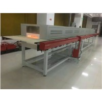 1200. C Heating Treatment Ceramic Roller Kiln for Ceramic Tiles