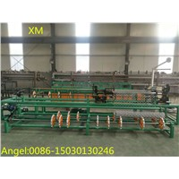 4m Width Double Wire Full Automatic Chain Link Fence Machine