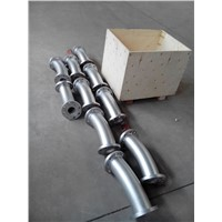 Steel Pipe with Long Service Life & Excellent Abrasion-Resistance