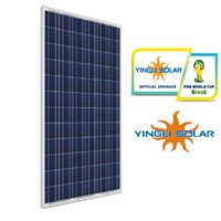 Yingli Solar 320W Poly Solar Panel, High Quality & Fast Delivery