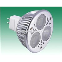 3w 6w MR16 LED Spotlight