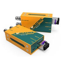 3G-SDI Fiber Optic Extender
