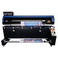 Single Print Head Banners Printing Machine Price