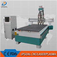 Economic Auto Tool Changer Wood CNC Router with 3 Pcs Tools Changing UG-1325ATC