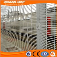 Shengxin Fence Powder Coated 358 Wire Fence Panels