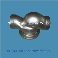 Stainless Steel 304 316 Silica Sol Lost Wax Investment Precision Casting