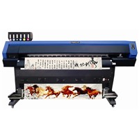 6colors Indoor Paper Printing Machine / Paper Printer Selling