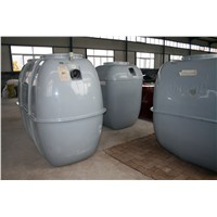FRP/GRP Septic Tank, Clarification Tank
