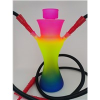 Cangzhou Hand Blowing Modern Big Size Clean Glass Hookah Pipes