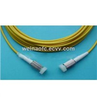 Optical Fiber Patch Cord Cable D4-D4 Singlemode Simplex