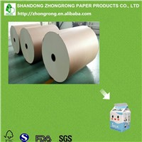 PE Coated Paper Board for for Fresh Milk Packaging