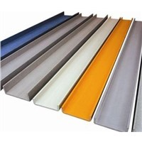 FRP/GRp Channel/ U Shape/ Fiberglass Pultryded Profiles