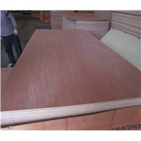 Mr Glue Low Price 9mm Bintangor/Okoume Plywood Sheet