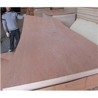 12mm 15mm 18mm Commercial Okoume/Bintangor Plywood