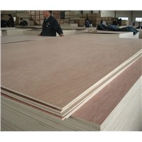 3.2mm 3.6mm 5.2mm 6mm Commercial Plywood for Furniture