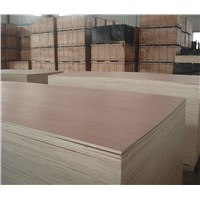 Hardwood/Eucalyptus Core Good Quality Plywood for Furniture
