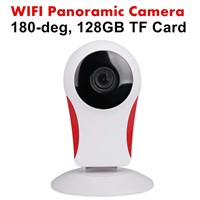 WiFi 180-Deg Panoramic Camera