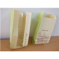 Food Grade Coated Kraft Paper Bag with Window