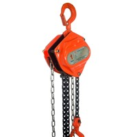 1 Ton Manual Chain Block Hoist