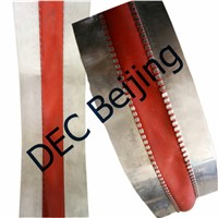 Fast Install HVAC Flexible Duct Connector Insulated Rectangular Flexible Canvas Duct Connector