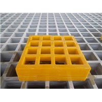 FRP GRP Fiberglass Molded & Pultruded Grating