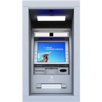 Good Quality Self-Service Kiosk Cabinet Bank Atm Cash Machine