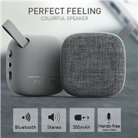 Small Fabric Bluetooth Speakers DM2809