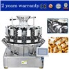 High Standard Weighing & Packaging Machine for Animal Crackers with CE