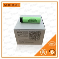 3.6V NCR18650B 3400mAh 18650 Li-Ion Rechargeable Battery