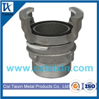 Aluminium Guillemin Coupling(Male with Latch)
